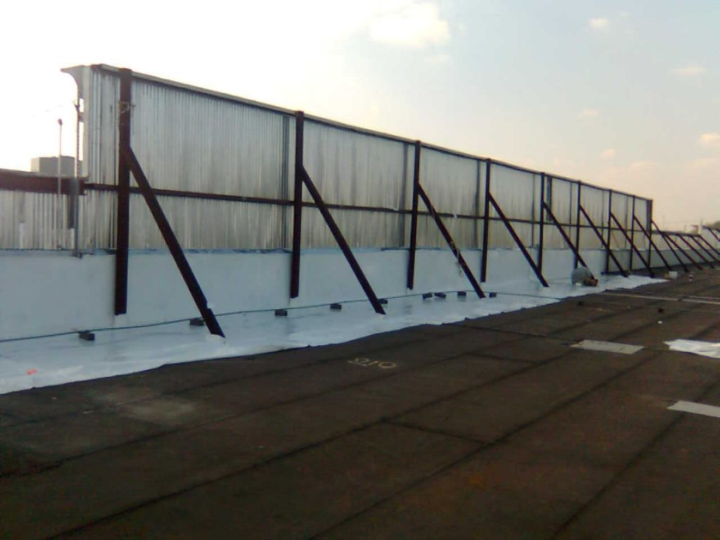 Airline Roof Shrink 2