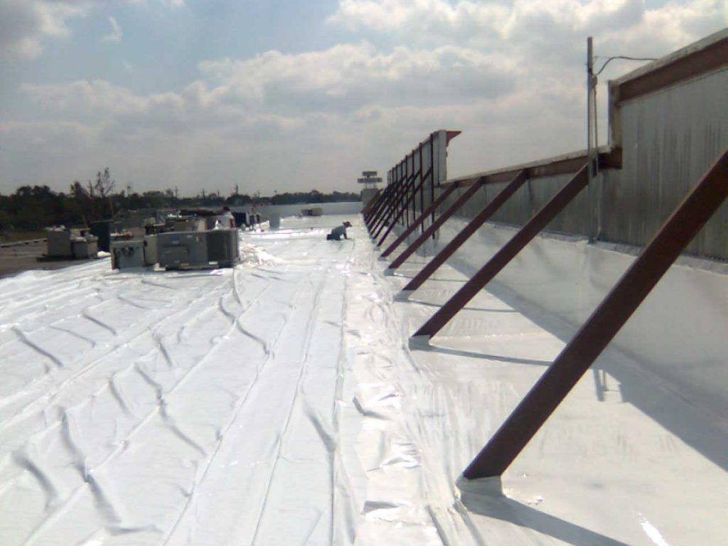 Airline Roof Shrink 4